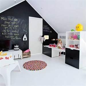 Lit Meuble Ikea : charmant lit mezzanine enfant avec bureau 16 meuble ~ Premium-room.com Idées de Décoration