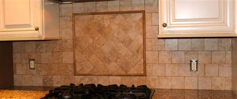 tiles in kitchen floor tumbled travertine backsplash tumbled marble backsplash 6229