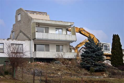 residential demolition process  chicago il