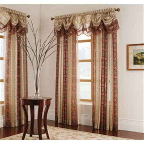 allen roth curtains allen and roth emilia rust curtains curtain menzilperde net