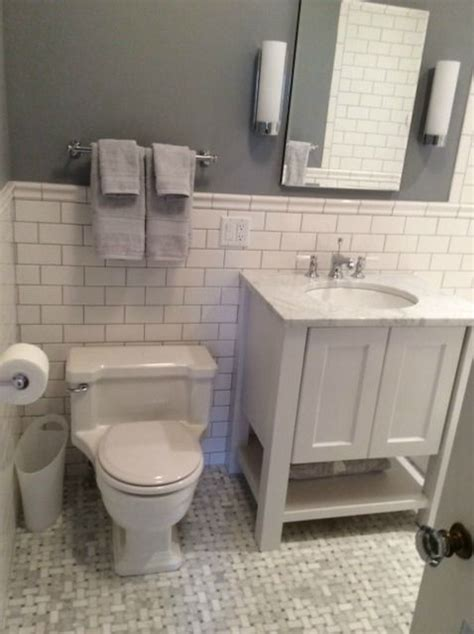 best paint color for carrara marble 46 best images about grey carrara marble bathroom kitchen on pinterest white subway tiles