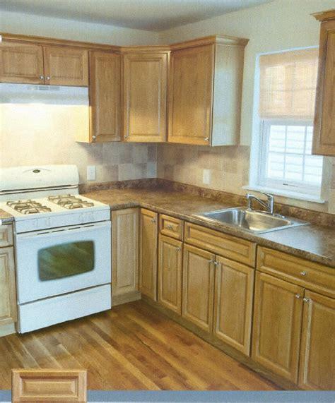 Prefinished Raised Panel Oak Kitchen Cabinets