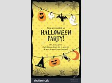 Halloween Invitation Cards – Festival Collections