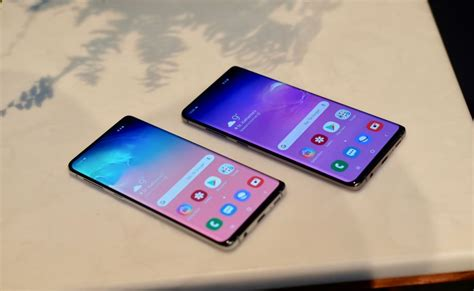 samsung galaxy s10 review on with the flagship beat