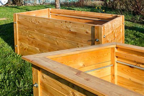 Hochbeet Holz Bausatz Bausatz Hochbeet L Rche Natur Mittel Holz