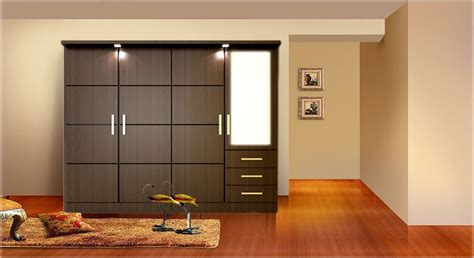 Wardrobe With Dressing Unit by Get Modern Complete Home Interior With 20 Years Durability