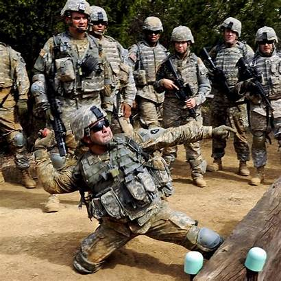 Basic Training Easy Army Nobody Reasons United