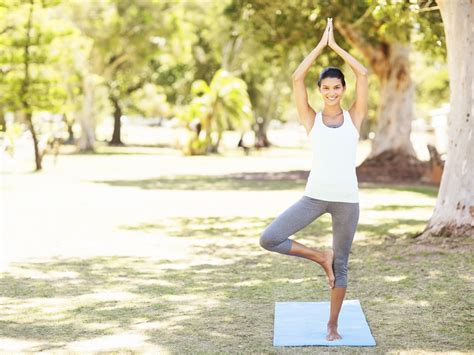 tree pose yoga  dr weil