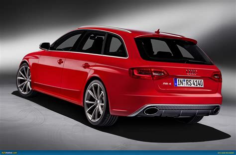 Ausmotivecom » Official 2013 Audi Rs4 Avant Revealed