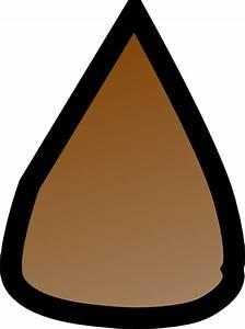 Brown Apple Seed Clip Art at Clker.com - vector clip art ...