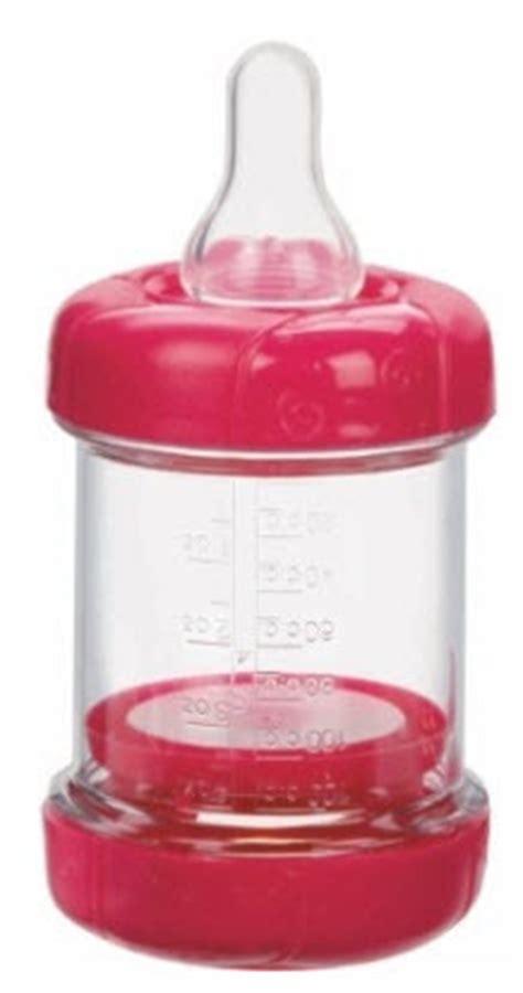 baby food bottle feeder pink sassy baby bottle infant feeder food cereal