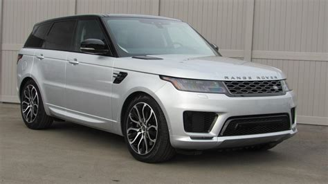 2019 Land Rover Range Rover Sport by New 2019 Land Rover Range Rover Sport V8 Supercharged