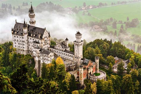 Die 10 Schönsten Burgen Und Schlösser In Deutschland