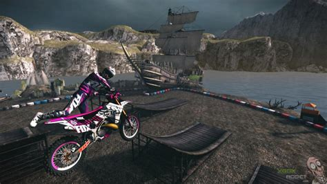 motocross racing game mud fim motocross world chionship review xbox 360