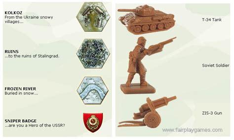 fair play games memoir  eastern front expansion