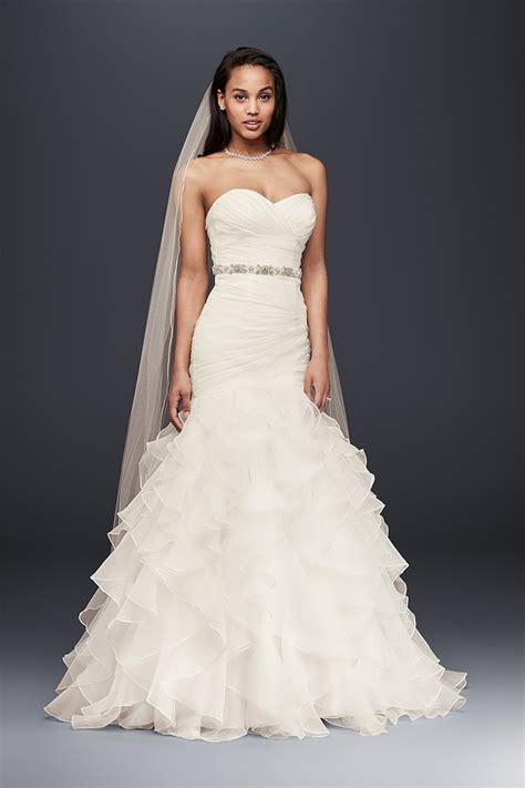 ruffles wedding dress  ruffles wedding dress