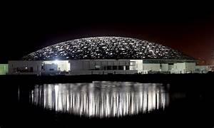 Louvre Abu Dhabi Celebrates Ramadan with 4,500 Lights