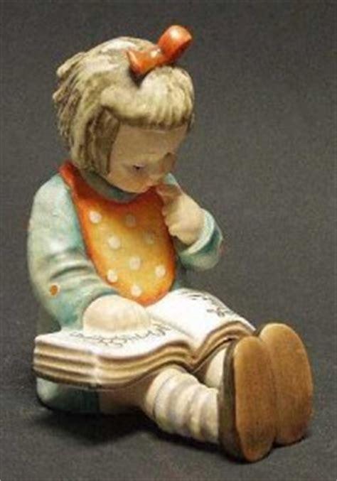 book worm derogative hummel bibliophile ornament