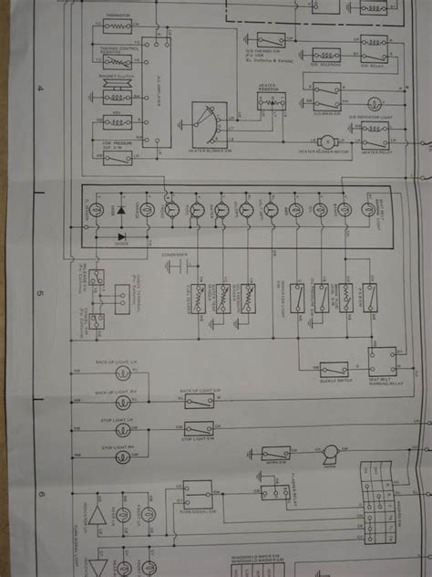 1980 Toyotum Truck Wiring Diagram by 1981 Toyota Truck Wiring Diagram Yotatech Forums