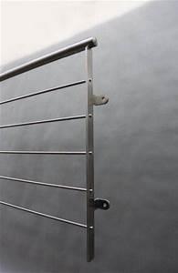 Trennwände Garten Edelstahl : ber ideen zu balkongel nder edelstahl auf pinterest balkongel nder glas vierkantrohr ~ Sanjose-hotels-ca.com Haus und Dekorationen