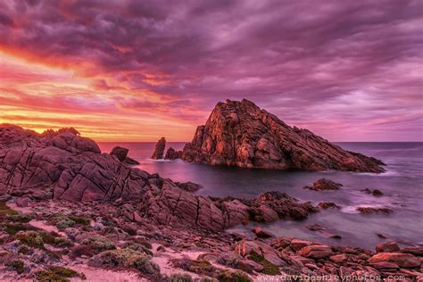 photographed spot  western australias south