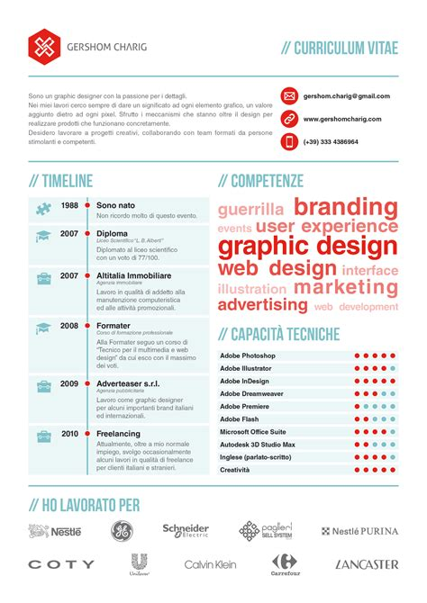 most creative interactive resumes 30 most visually creative resumes you ve seen inspirationfeed