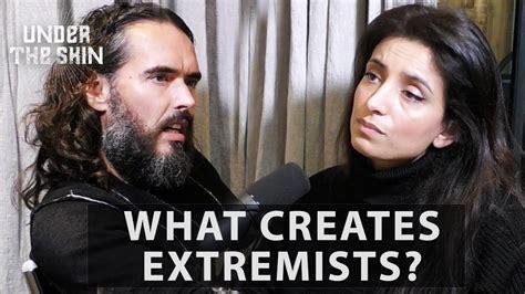 russell brand deeyah khan what creates extremists with russell brand deeyah khan