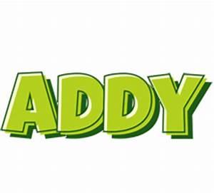 Addy Logo | Name Logo Generator - Smoothie, Summer ...