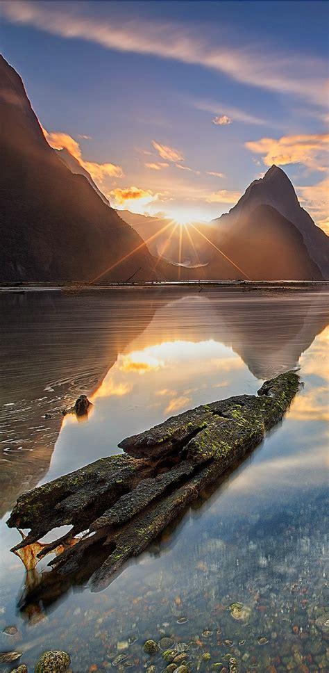 Milford Sound, New Zealand …  Oceania  Pinterest  New