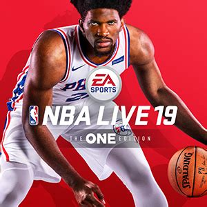 Nba Live 19 Debuts Cover Athlete Joel Embiid And New