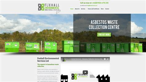 waste management uk leading companies top websites