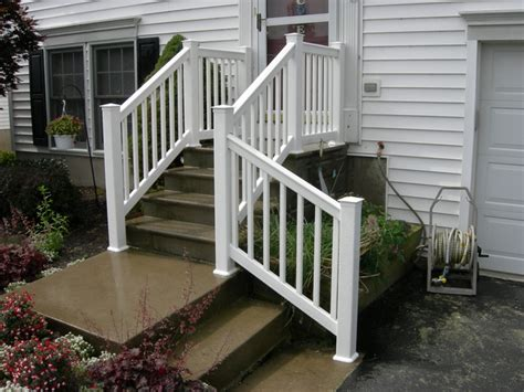 certainteed decking and railing certainteed bufftech vinyl fence railings iroquois