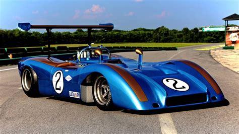 1969 Alan Mann Holman Moody Ford Can Am Car
