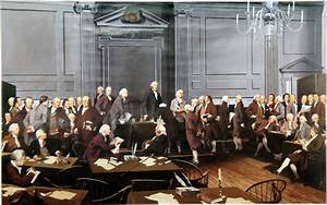 Signing of the Constitution by Louis S. Glanzman ...