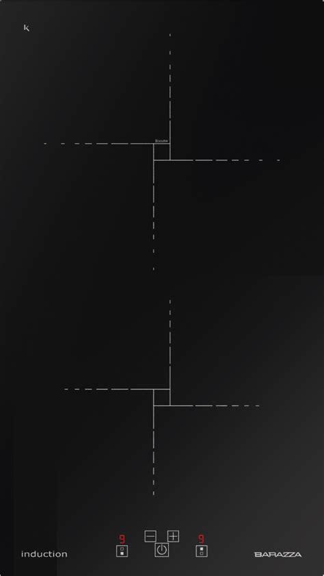 piano cottura induzione incasso piano cottura induzione flat incasso da 30 barazza srl