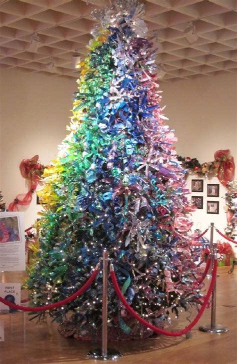 christmas trees made of bottles 44 best images about environmental crafts on trees water bottles and crayons