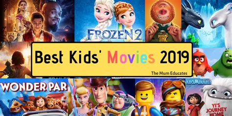 13 Best Kids Movies 2019 - Top Family Movies - The Mum ...