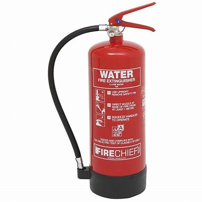 Water Extinguisher 6ltr Fire Extinguishers Safety