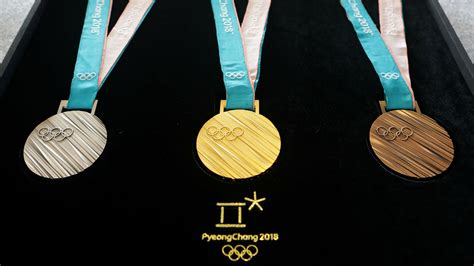 olympic gold medal table winter olympics 2018 medal count standings from