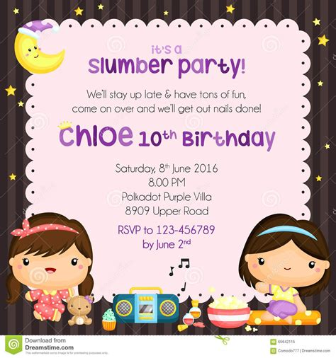 Birthday Party Invitation Card Best Party Ideas