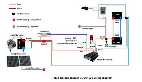 wiring diagram best exles travel trailer wiring