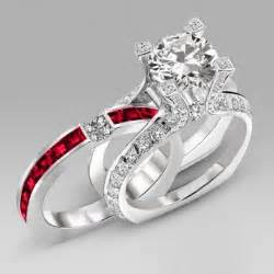 ruby wedding band 25 best ideas about ruby engagement rings on blush rings white gold rings