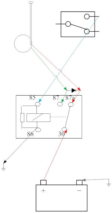 Power Antenna Wiring Page Ihmud Forum