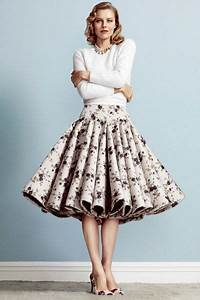 Mode Femme Année 50 : mode f minine des ann es 50 ~ Farleysfitness.com Idées de Décoration