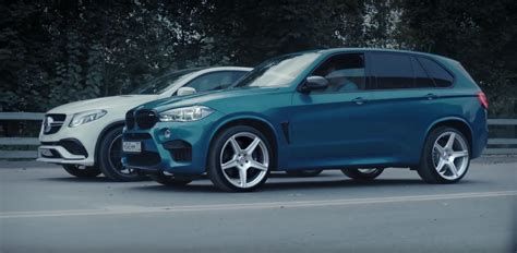 pits tuned mercedes amg gle  coupe  bmw   video