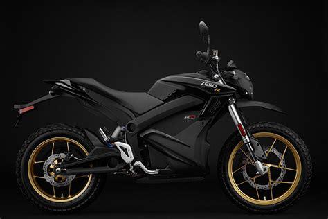 2018 Dsr Zero Electric Adventure Motorcycle