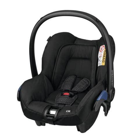 siege auto bébé 4 mois siège auto citi black bébé confort outlet