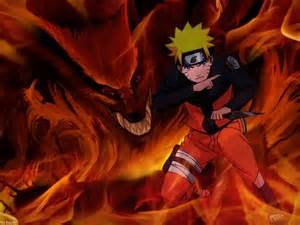 Naruto vs Nine-Tailed Fox