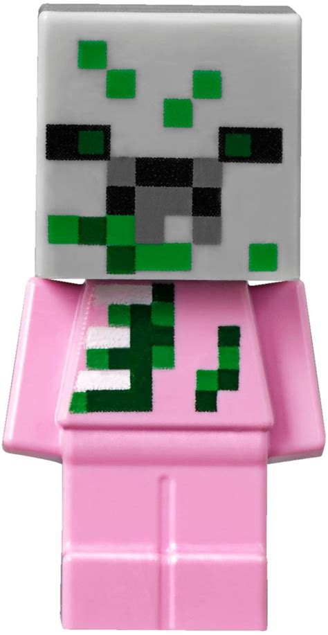 zombie pigman brickipedia fandom powered  wikia