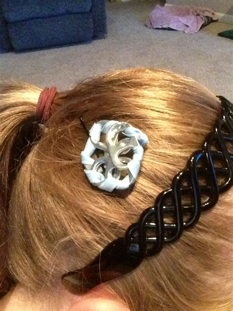 Cute hair pin Hair accessories Cute hairstyles Hair wrap